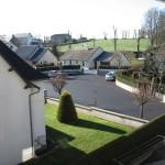 Aujourd'hui, un soleil radieux sur le Cantal, même si les sommets alentours ont été enneigés cette nuit.