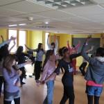 L'atelier danse...