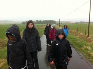 Qui a dit qu'il pleuvait dans le Cantal?