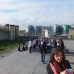 Petit Dej' devant Tower Bridge