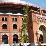 Les anciennes arènes de Barcelone.